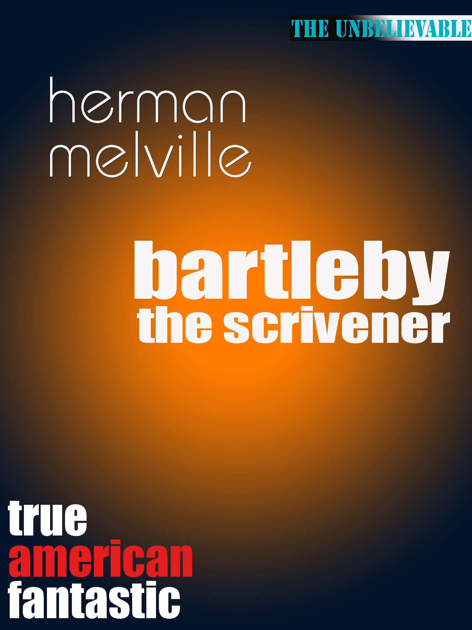 the theme of isolation in bartleby the scrivener