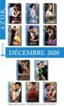 E-Book Pack mensuel Azur : 11 romans + 1 gratuit (Décembre 2020)