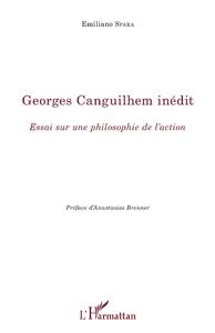 Livre numérique Georges Canguilhem inédit