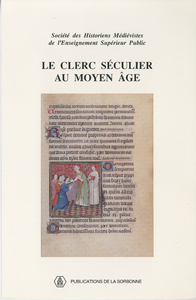 Livre numérique Le clerc séculier au Moyen Âge