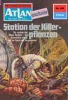 Livre numérique Atlan 249: Station der Killerpflanzen