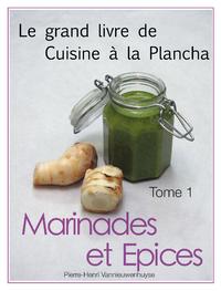 Livre numérique Le grand livre de cuisine à la plancha tome 1