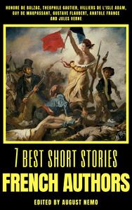Livre numérique 7 best short stories - French Authors
