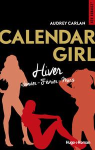 Livre numérique Calendar girls - Hiver (janvier-février-mars)