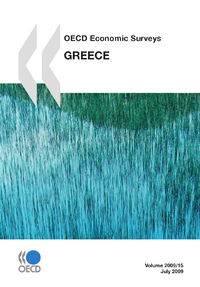 Electronic book OECD Economic Surveys: Greece 2009