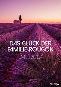 Livre numérique Das Glück der Familie Rougon