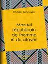 Livre numérique Manuel républicain de l'homme et du citoyen