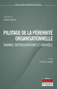 Livre numérique Pilotage de la pérennité organisationnelle
