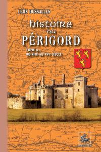 E-Book Histoire du Périgord (Tome 2)