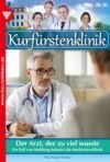 Livre numérique Kurfürstenklinik 91 – Arztroman