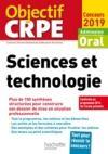 Livre numérique CRPE en fiches : Sciences et technologie 2019