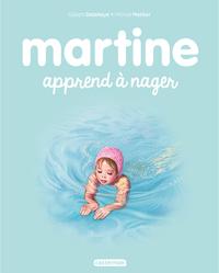 Livre numérique Martine apprend à nager