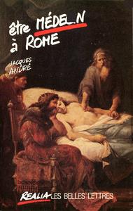 Electronic book Être médecin à Rome