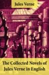 Electronic book The Collected Novels of Jules Verne in English