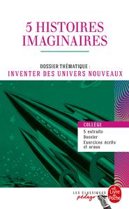 Livre numérique 5 histoires imaginaires