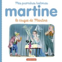 Livro digital Mes premiers Martine - Le cirque de Martine