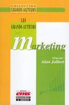 Livre numérique Les grands auteurs en marketing