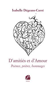 Livre numérique D'amitiés et d'Amour
