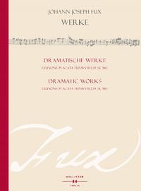 Livre numérique Giunone placata Fux WV II.2.19 (K 316)