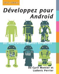 Livre numérique Développez pour Android