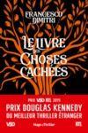 Livre numérique Le livre des choses cachées - Prix Douglas Kennedy du meilleur thriller étranger VSD et RTL 2019