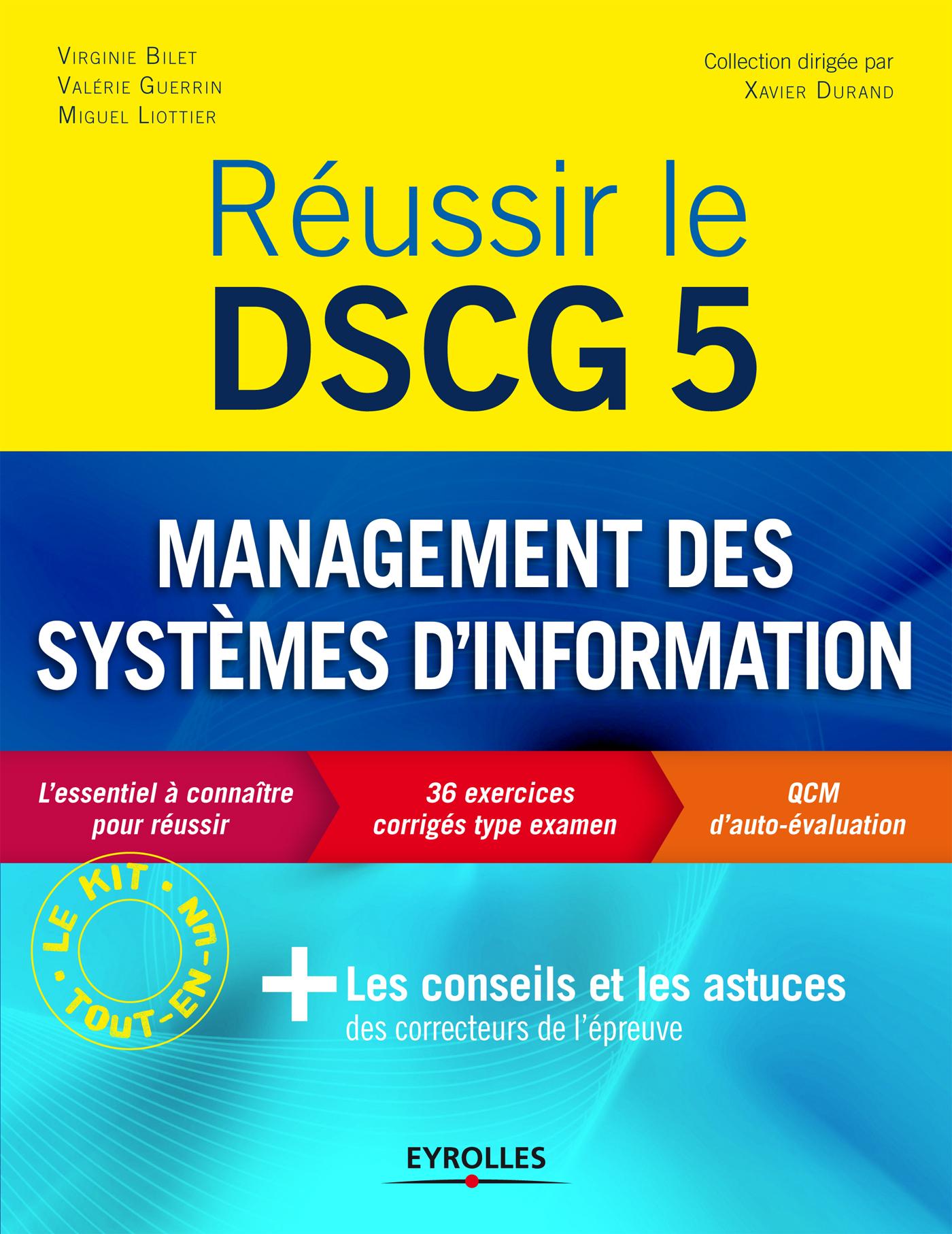 Ebook r ussir le dscg 5 management des syst mes d - Cabinet conseil systeme d information ...