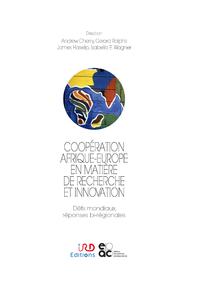 Livre numérique Coopération Afrique-Europe en matière de recherche et innovation