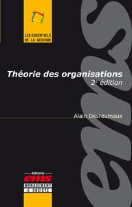 Livre numérique Théorie des organisations