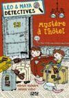 Livre numérique Léo et Maya, détectives - tome 09 : Mystère à l'hôtel