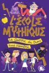 Libro electrónico L'École mythique - La Guerre du trois rue Homère– Lecture roman jeunesse mythologie – Dès 8 ans