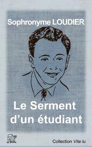 Livre numérique Le serment d'un étudiant
