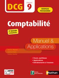 Livre numérique DCG 9 Comptabilité - Manuels et applications - Epub 2021