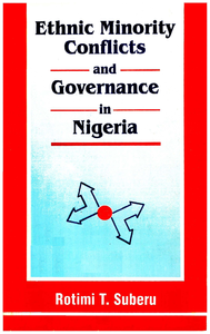 Livre numérique Ethnic Minority Conflicts and Governance in Nigeria
