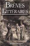 Livre numérique Brèves littéraires