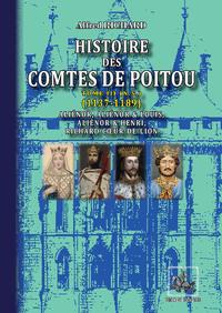 Livre numérique Histoire des Comtes de Poitou • Tome 3 : 1137-1189 — Nouvelle Série