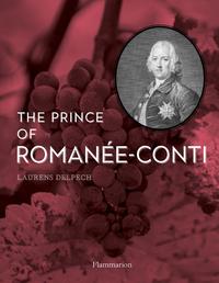 Electronic book The Prince of Romanée-Conti