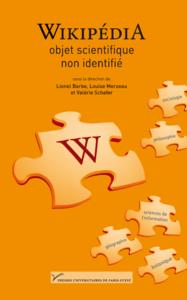 Livre numérique Wikipédia, objet scientifique non identifié