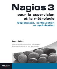 Livre numérique Nagios 3 pour la supervision et la métrologie