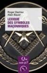 Livre numérique Lexique des symboles maçonniques