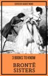 Livre numérique 3 books to know Brontë Sisters
