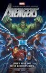 Livre numérique Avengers: Jeder will die Welt beherrschen - Roman zum Film