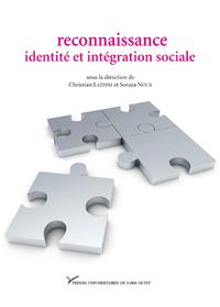 Livre numérique Reconnaissance, identité et intégration sociale