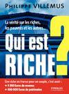 Livre numérique Qui est riche ?