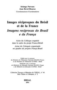 Livre numérique Images réciproques du Brésil et de la France