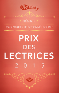 Electronic book Prix des lectrices Milady 2015