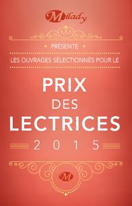 Livre numérique Prix des lectrices Milady 2015