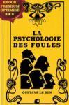 Livre numérique La psychologie des foules