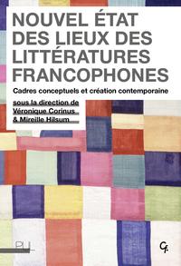 Livre numérique Nouvel état des lieux des littératures francophones