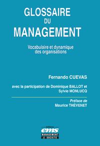 Electronic book Glossaire du management