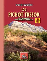 Livre numérique Lou pichot Tresor (dictionnaire provençal-français)